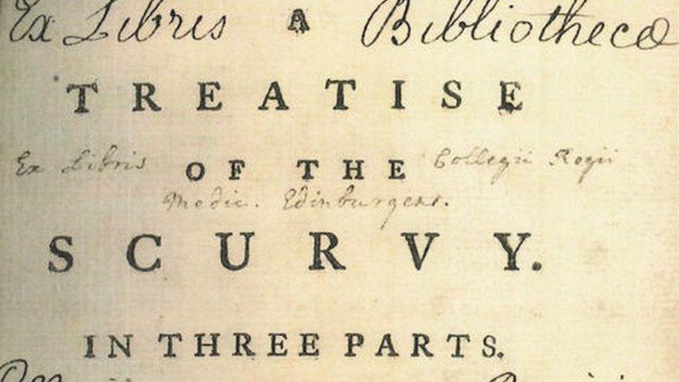 Treatise of the scurvy