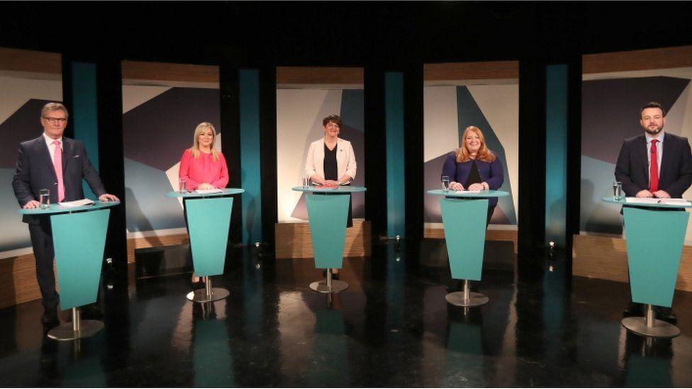 Leaders debate 2017