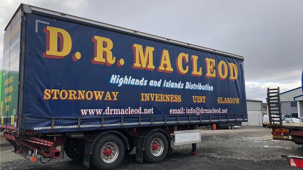 trailer in Stornoway