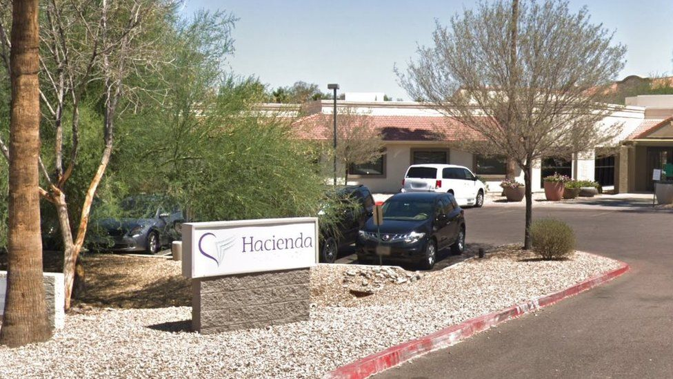 Street view shows facility near Phoenix, Arizona