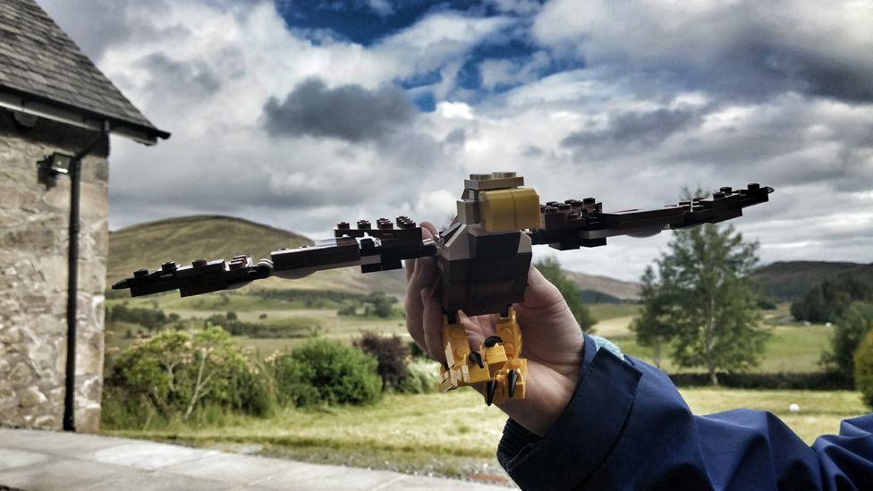 Lego eagle