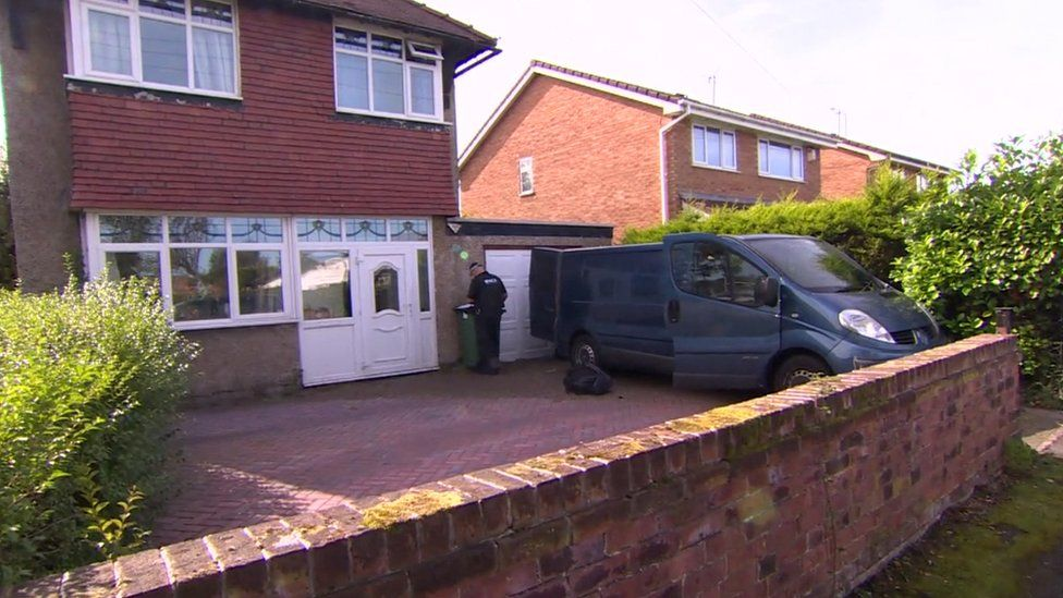 Wirral arrests in National Crime Agency firearms probe