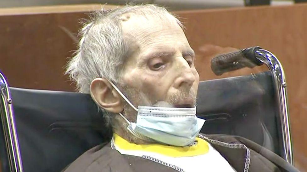 Robert Durst: US millionaire sentenced to life for murder thumbnail