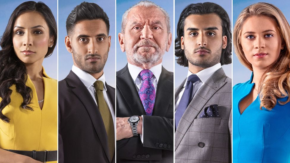 The Apprentice: Where are past winners now? - BBC News
