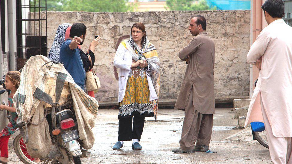 Public health advisor Dr Uzma Hayat Khan