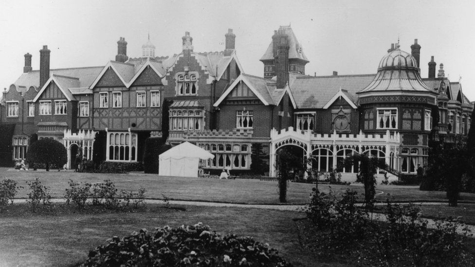 Bletchley Park in 1926