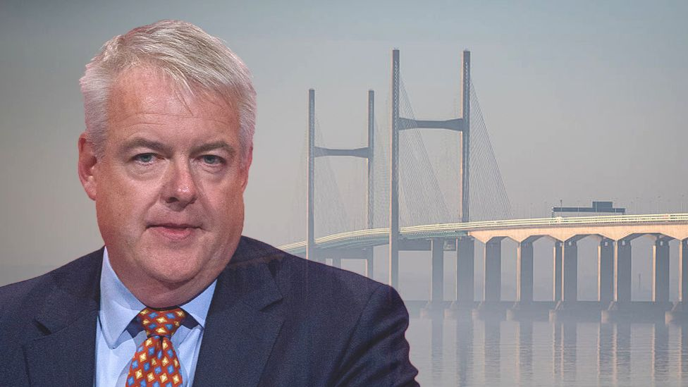 Carwyn Jones and the second Severn crossing