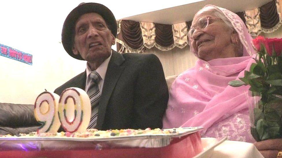 Karam and Kartari Chand