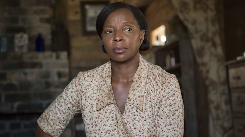 Mary J Blige in Mudbound