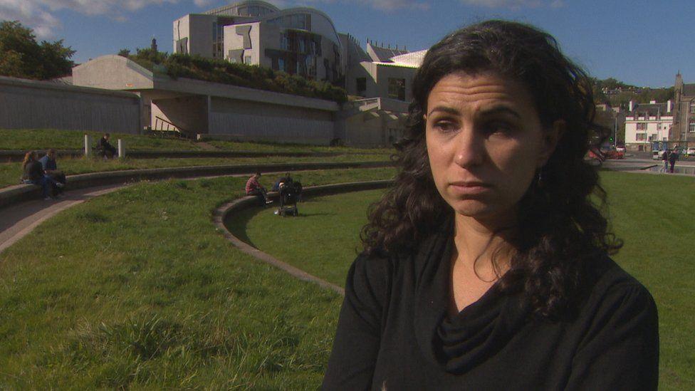 Angela Voulgari said authorities needed to get quicker at raising the alarm