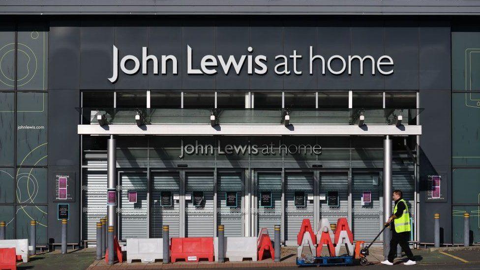 John Lewis store Tunbridge Wells