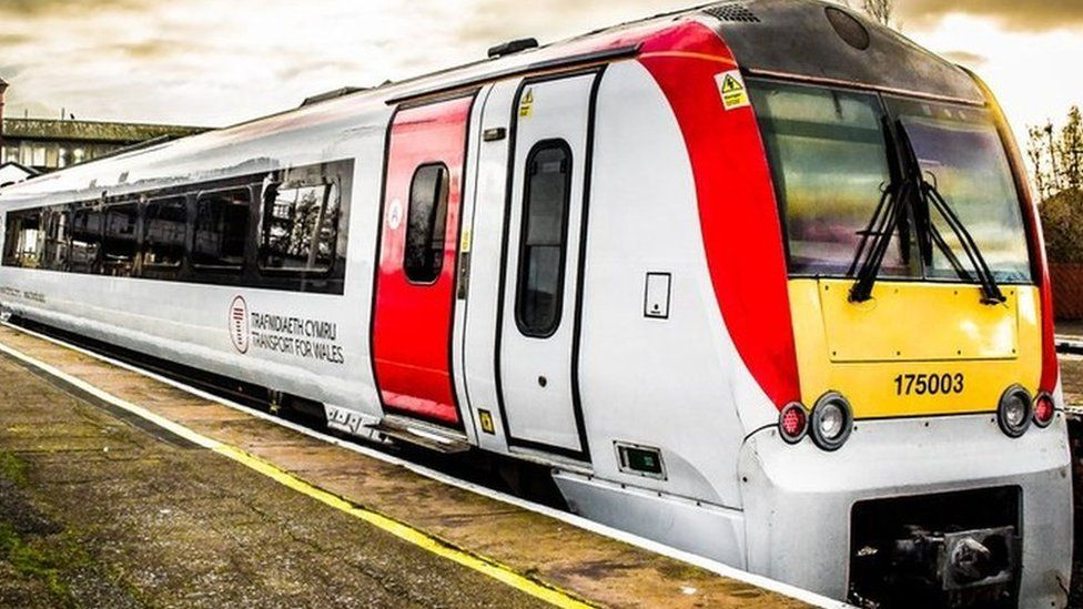 Class 175 train