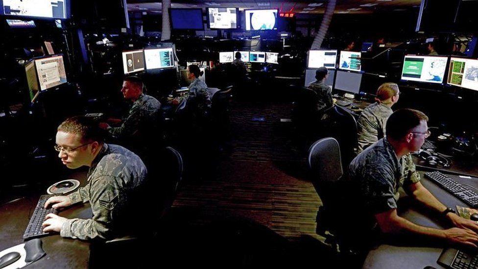 Centcom Combined Air Operations Center