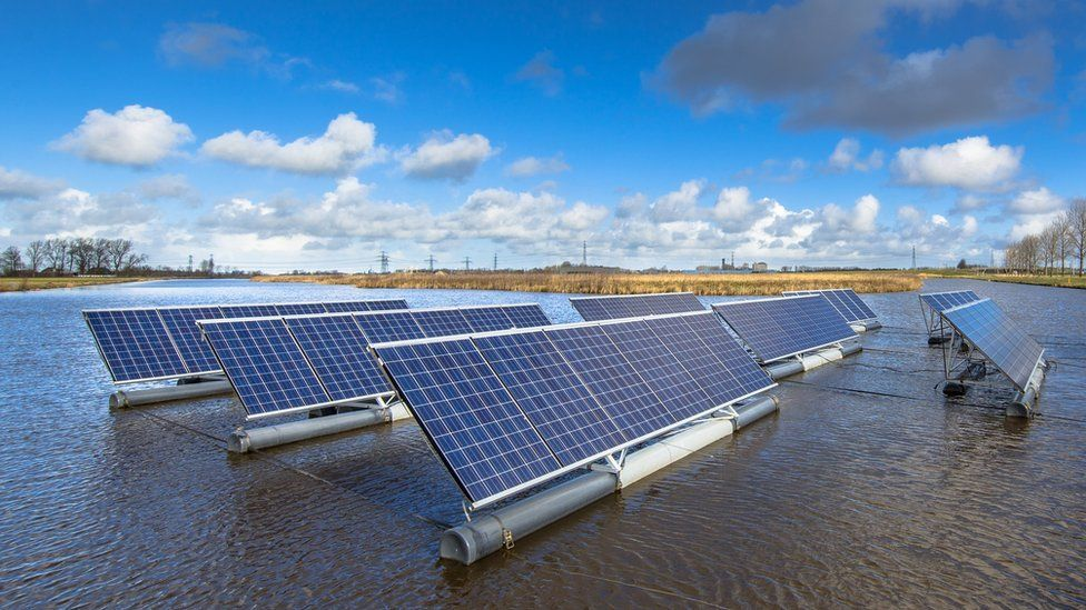Climate change: Water and green energy produced by a single device