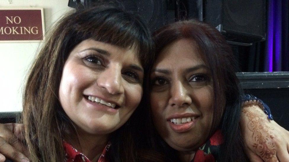 Saima Afzal and Maryam Batan