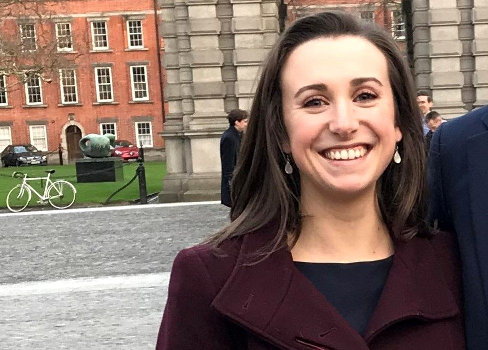 Kate O'Sullivan, 27, Irelands Eye Knitwear