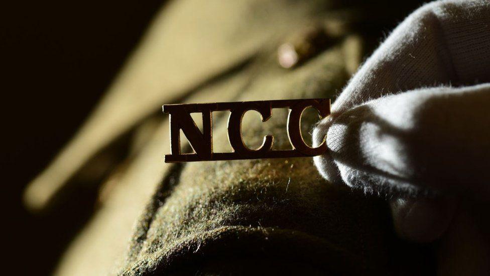 Non-Combatant Corps uniform