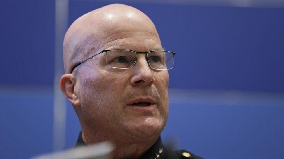 San Francisco Police Chief Greg Suhr, file photo