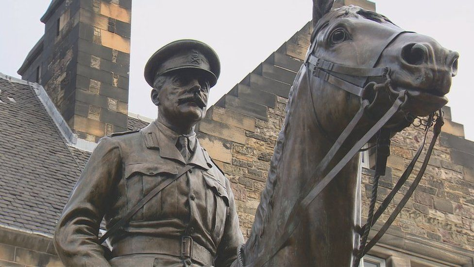 WW1 leader Field Marshal Haig was not a 'pantomime villain'