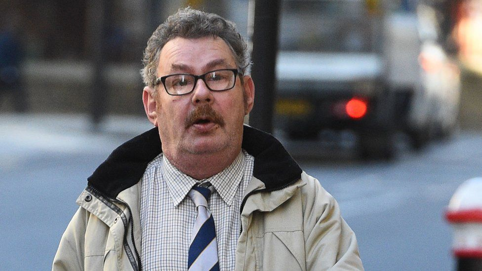 Vincent Potter jailed for 'frightening' letter