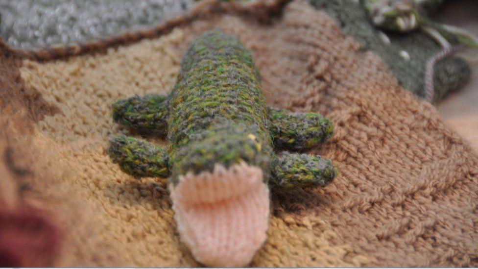 Briswool crocodile
