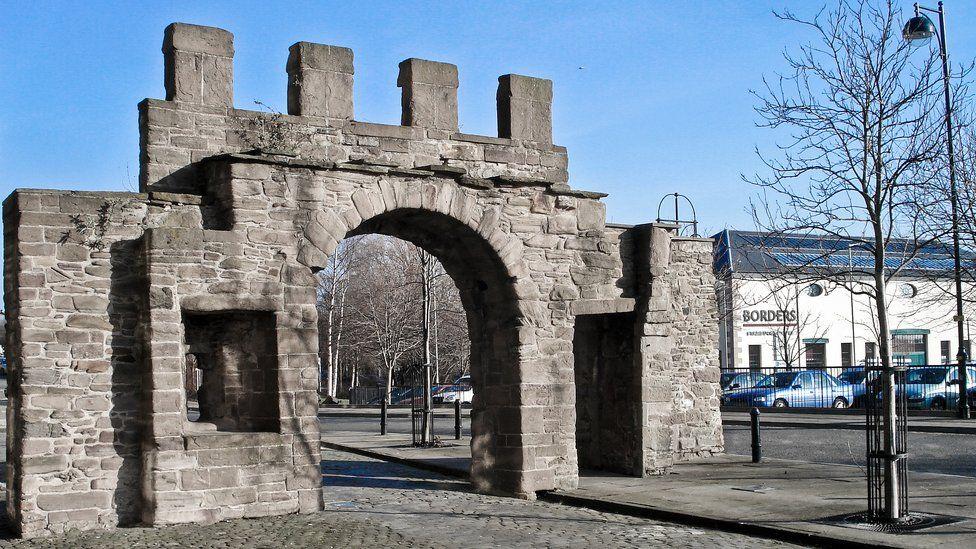 The Wishart Arch