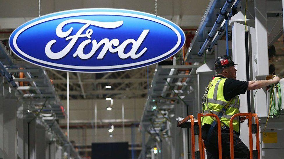 Ford's Dagenham plant