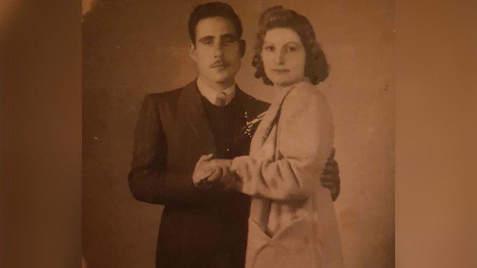 Umberto and Ines Zanna