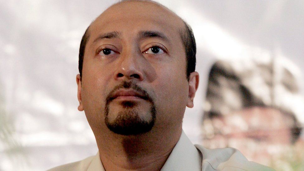 File photo of Mukhriz Mahathir