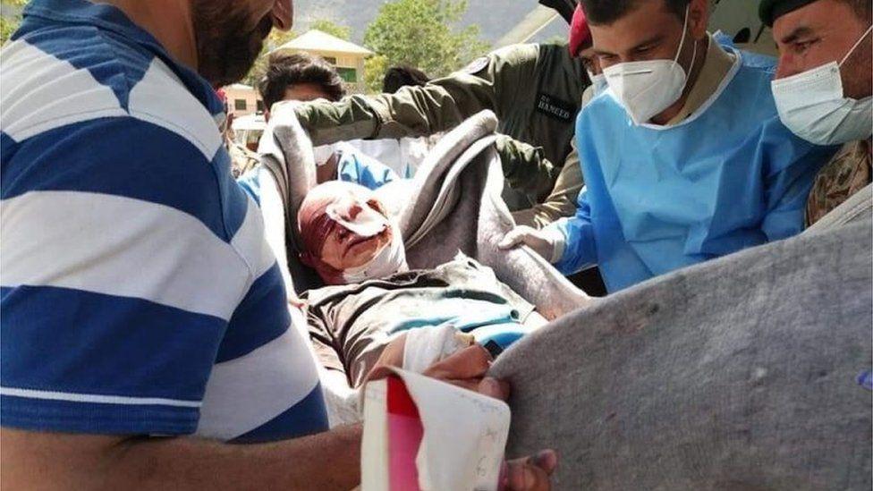 Chinese engineers killed in Pakistan bus blast thumbnail