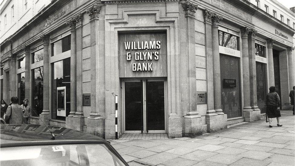 Williams & Glyn branch
