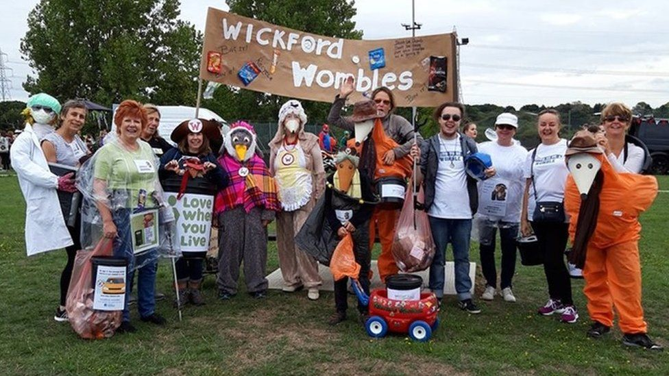 Wickford Wombles