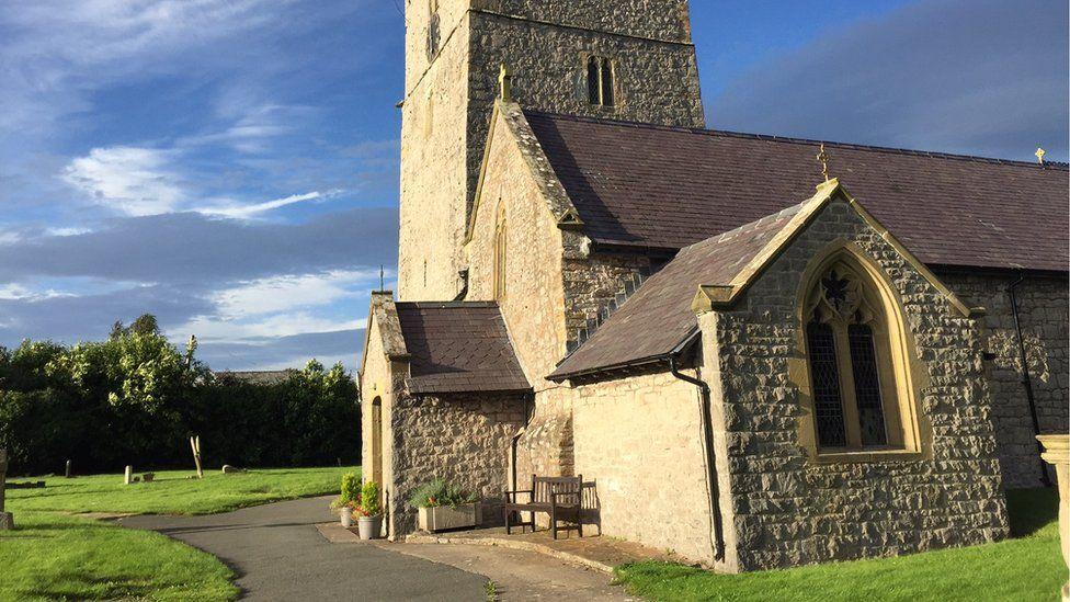 St Michael's Church, Caerwys