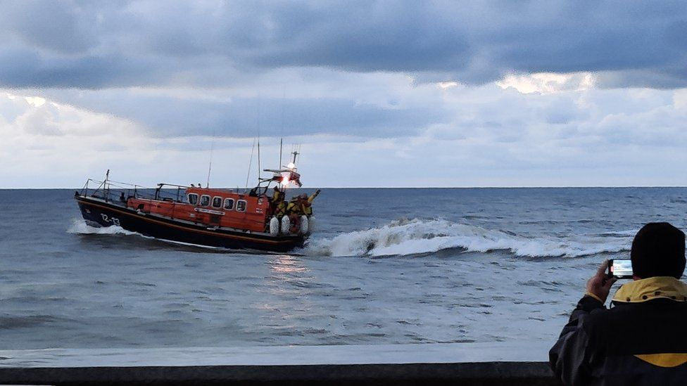 Fley lifeboat