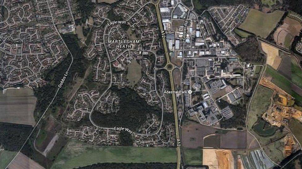Martlesham Heath