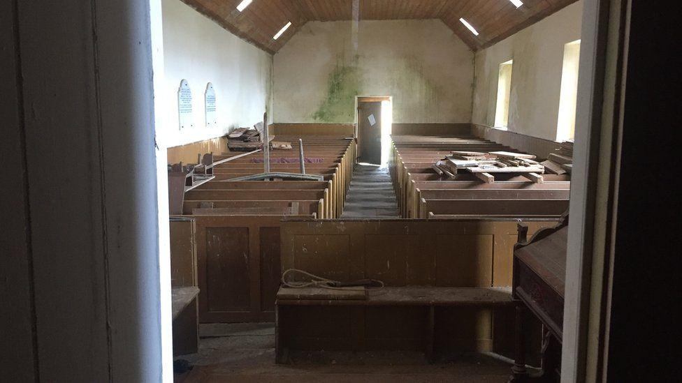 Kirk interior