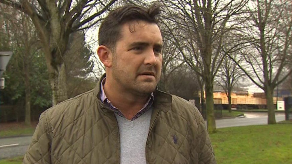 councillor Gareth Baines