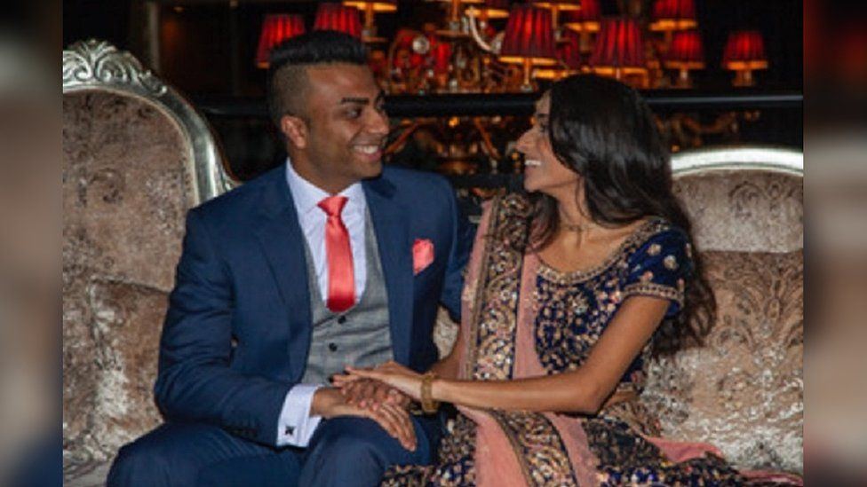 Mitul Patel and Shantelle Panchal