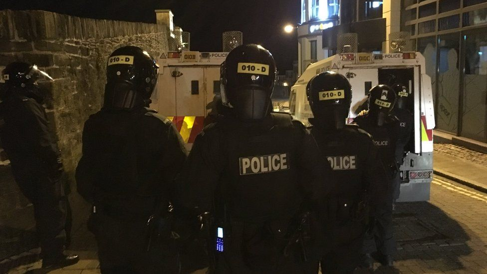 Police Derry