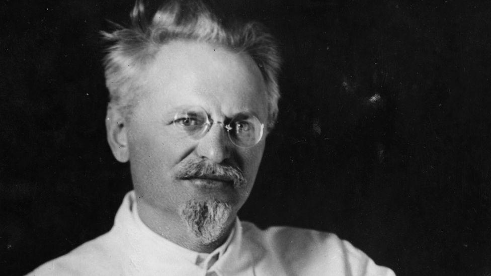 Leon Trotsky in 1940