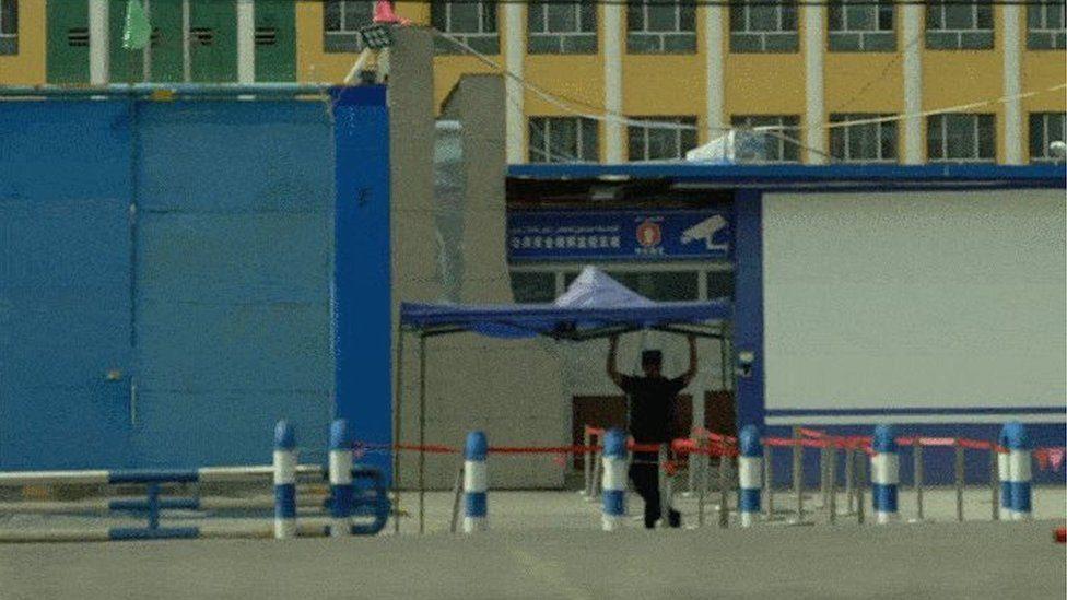 Бывшее здание средней школы №3