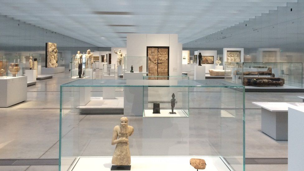 The Louvre-Lens museum
