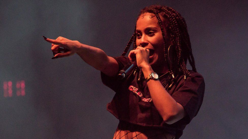 IAMDDB on stage in Oslo