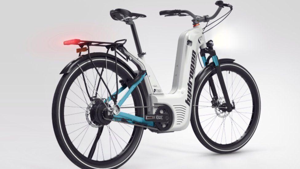 Pragma Industries bicycle