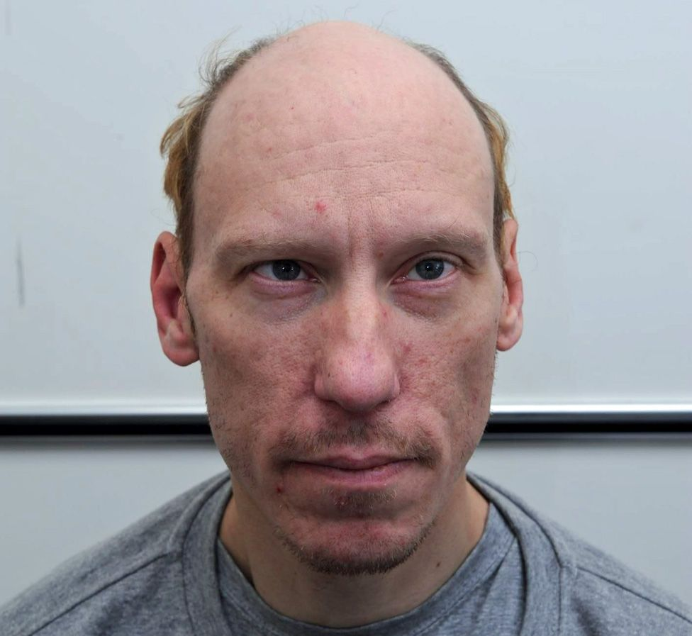 Stephen Port without the wig