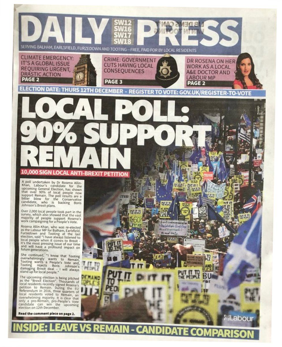 Daily Press cover
