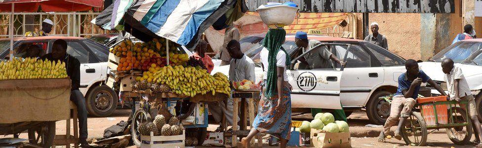 Street in Niger