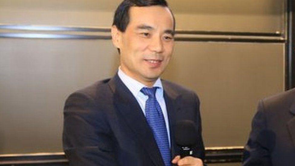 Anbang Insurance Group chairman Wu Xiaohui