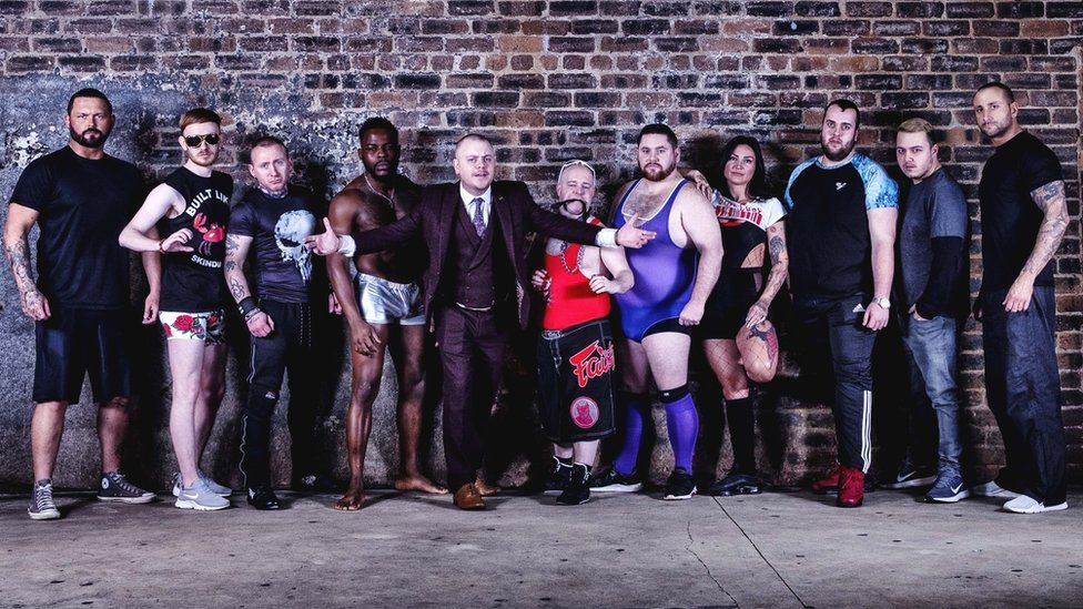 The rogues and their trainers