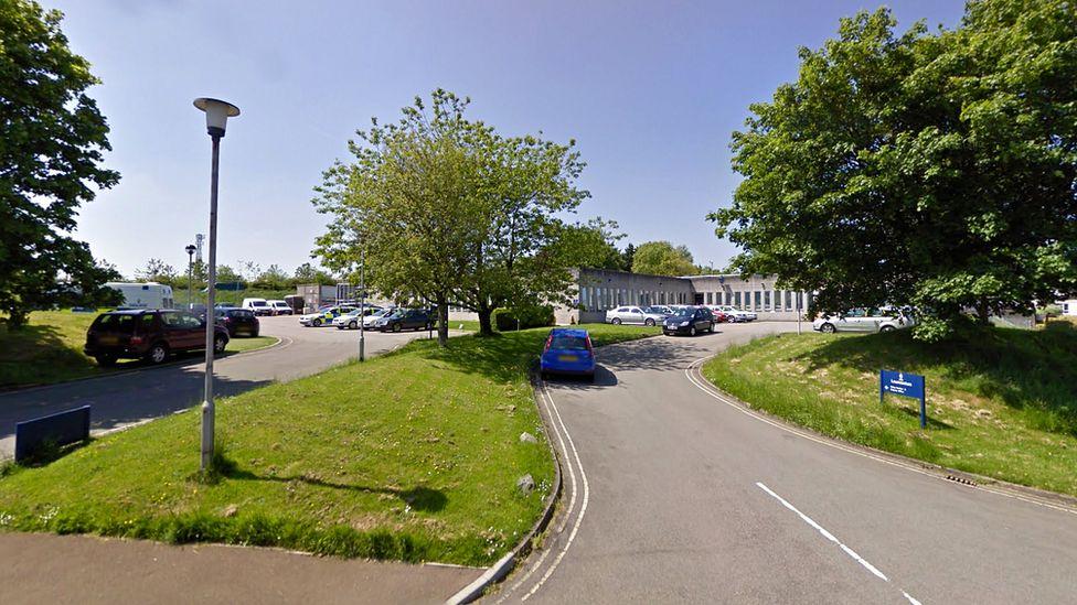 Launceston Police Station